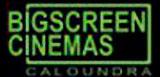 bigscreen cinemas caloundra logo
