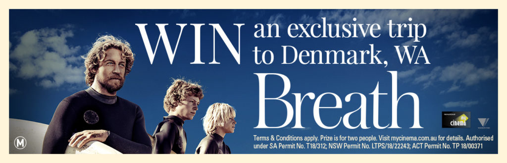 Breath My Cinema promotion