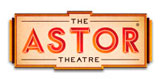 the astor theatre logo