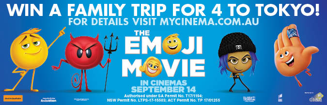 emoji movie my cinema promotion