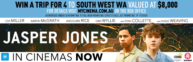 jasper jones my cinema promotion