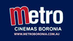 metro cinemas boronia logo
